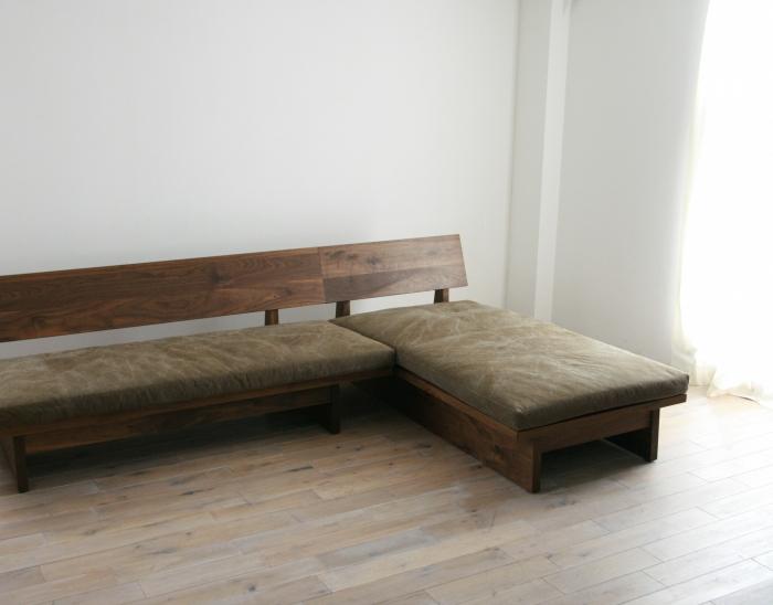広松木工 FREX sofa  chaise longue