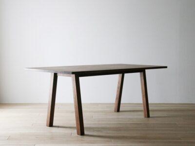 広松木工 「CORNICE」Wood Dining Table
