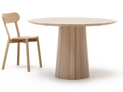 COLOUR WOOD Dining table 95/120