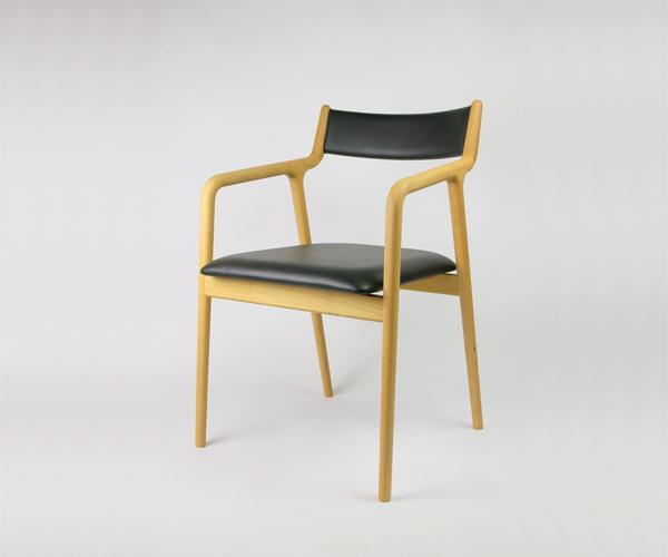宮崎椅子製作所 PePe arm / side Chair 背張り ※実施日未定ですが価格改定いたします