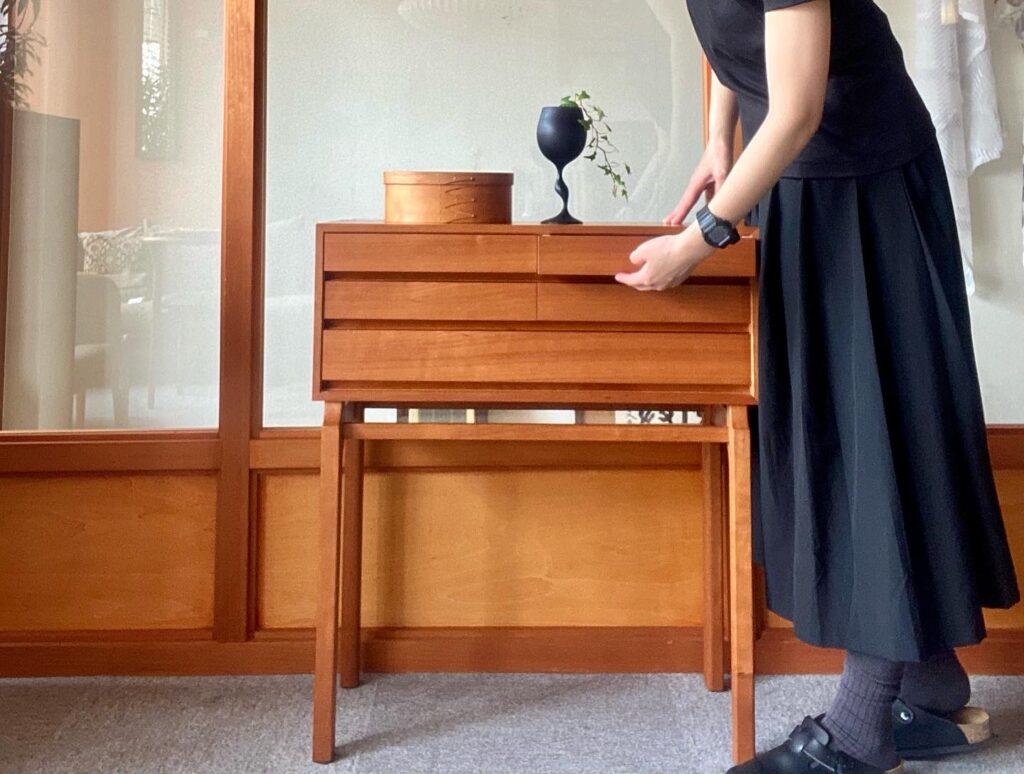 福井木工所 fukuken  console