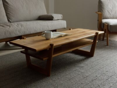 広松木工 SERIO  center  table
