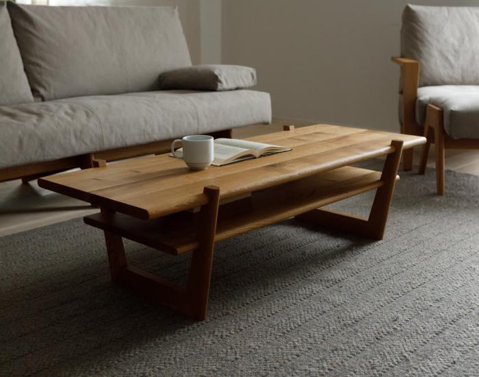 広松木工 「SERIO」(セリオ) センターテーブル