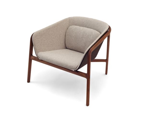 宮崎椅子製作所 Golondrina lounge chair